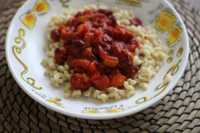 Pasta met chorizo | | Recept onder de €5,-