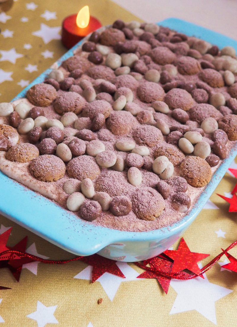 Kruidnoten tiramisu | Kids proof!